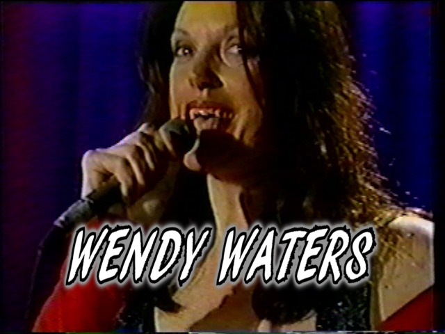 WENDY WATERS   CANDLE LIGHT