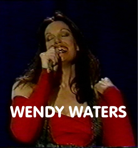 WENDY WATERS WALK IN MY FOOT STEPS