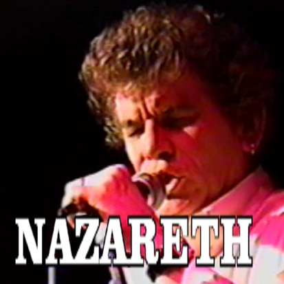 NAZARETH LOVE HURTS LIVE @ THE MOTHERSHIP