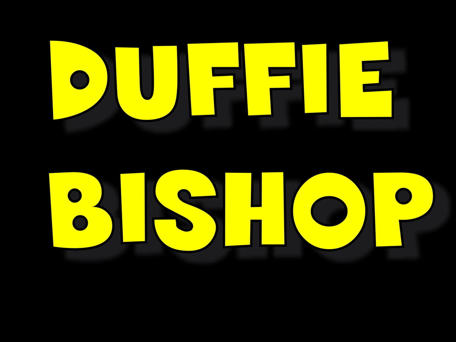 DUFFIE BISHOP