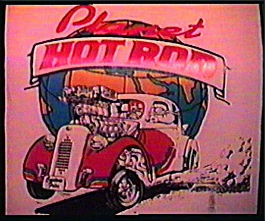 PLANET HOT ROD - STEVE COOLEY LIVE - RISINGSTARS T.V. SHOW