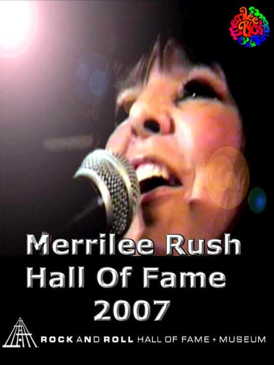 MERRILEE RUSH HALL OF FAME INTERVIEW